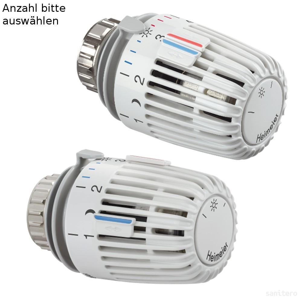 Sehr Thermostatkopf HEIMEIER K 6000-00.500 Thermostatventil  CP21