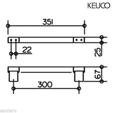 keuco. Black Bedroom Furniture Sets. Home Design Ideas